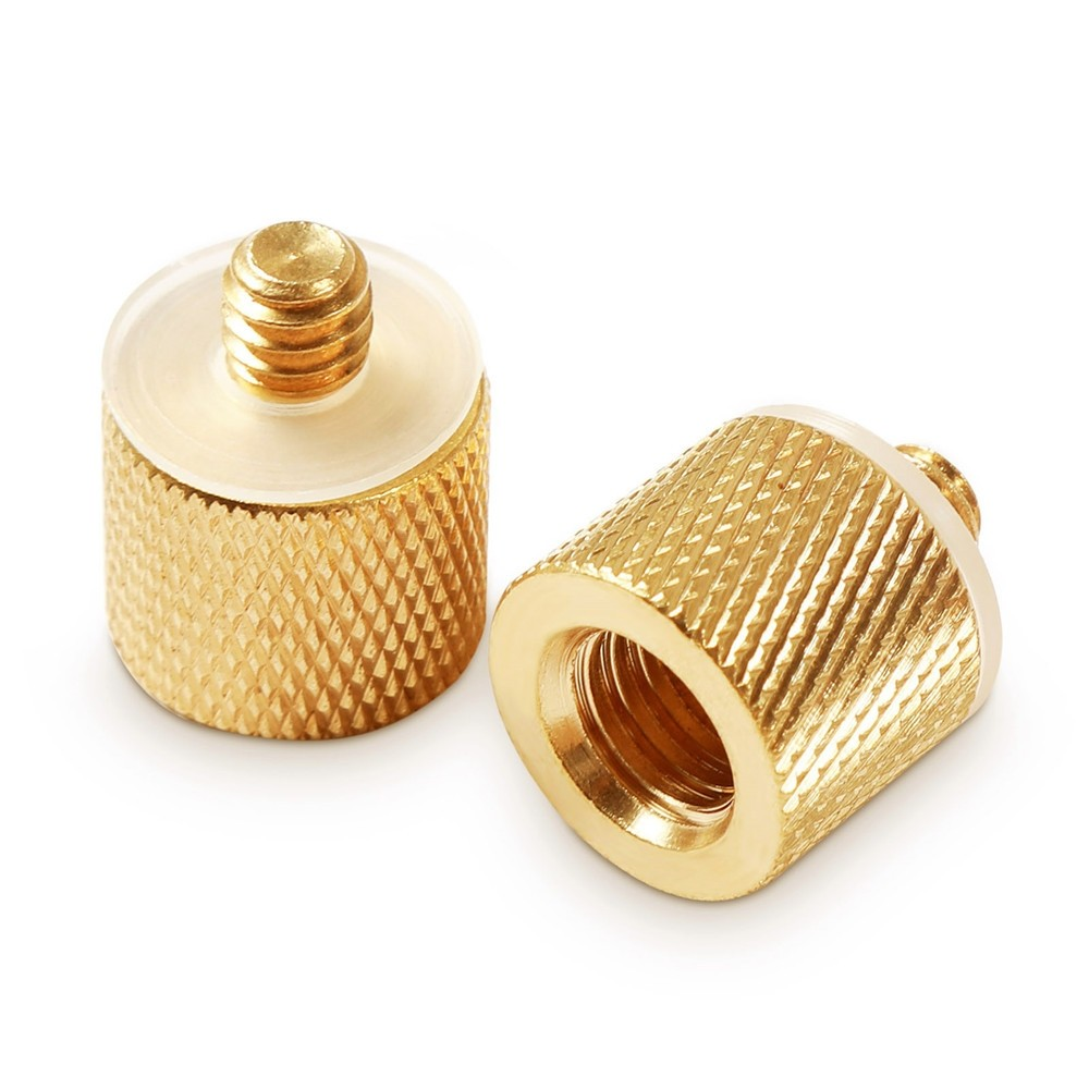 "SmallRig Thread Adapter with female 3/8"" to male 1/4"" thread 1027"