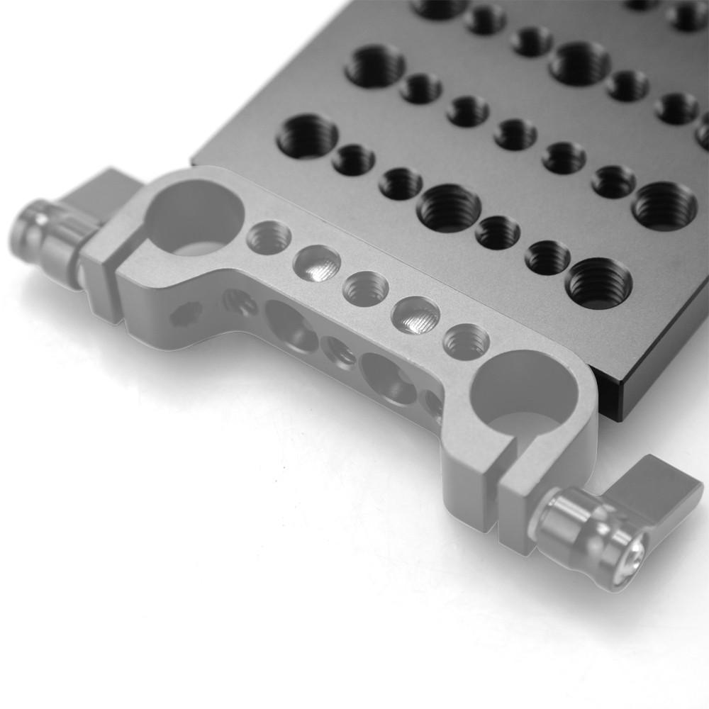 SmallRig Cheese Plate Multi-purpose Mounting Plate 1092