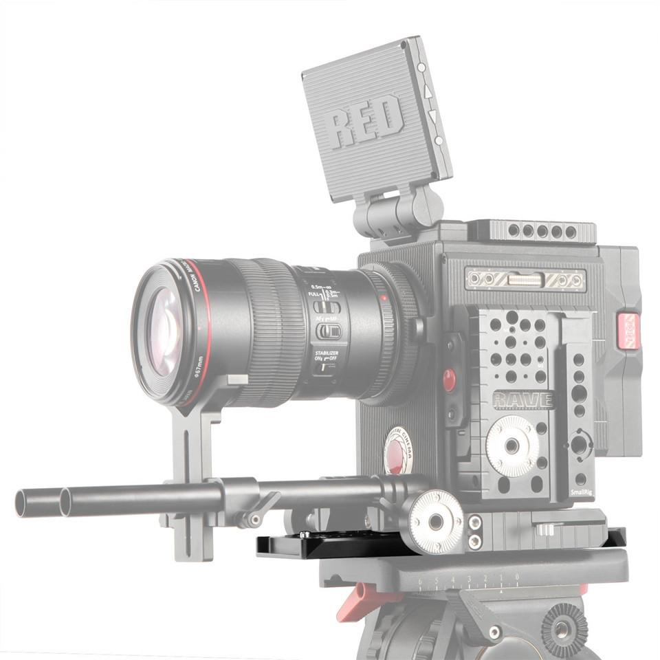 SmallRig Camera Quick Release Arri Plate Standard Arri Dovetail