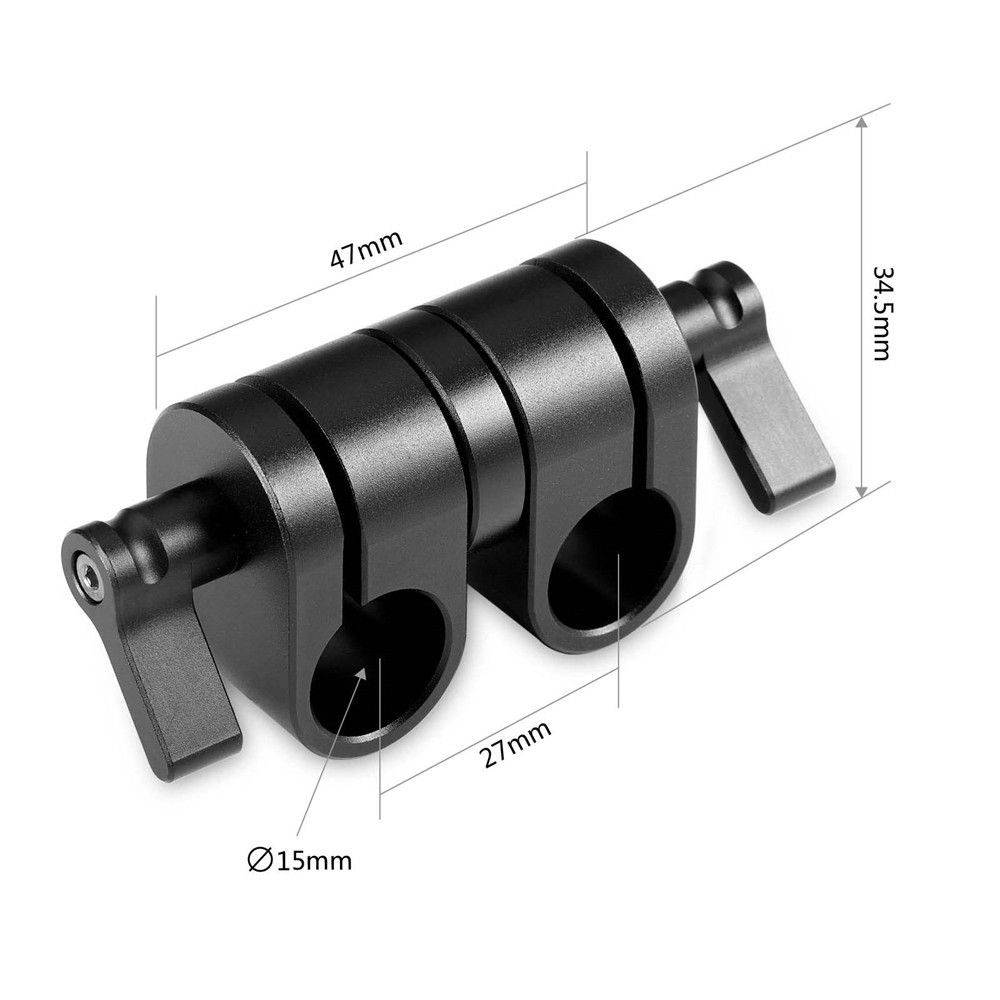 SmallRig 15mm Rod Clamp 1576