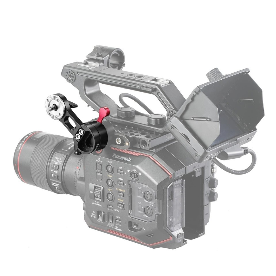 SmallRig EVF Mount with NATO Clamp and Arri Rosette 1583B