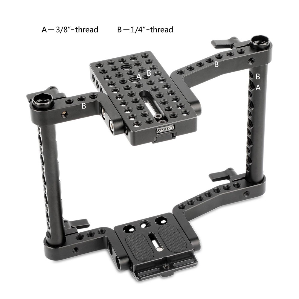 SmallRig VersaFrame Camera Cage for Canon/Nikon/DSLR 1584