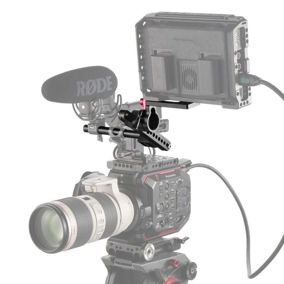 SmallRig EVF Mount with 15mm Rod 1587B
