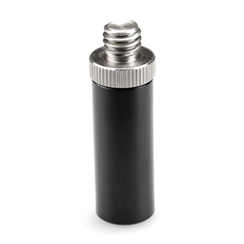 """SmallRig Mini 15mm Rod with 3/8"""" Thumb Screw (1.5 Inch) 1624"""