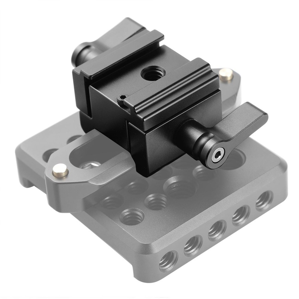 SmallRig Cold Shoe to NATO Clamp Adapter 1652