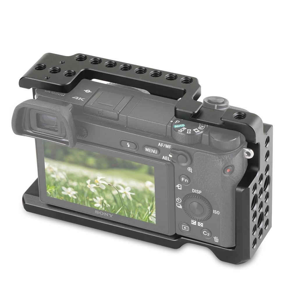 SmallRig Sony A6000/A6300/A6500 ILCE-6000/ILCE-6300/ILCE-A6500/Nex-7 Cage 1661