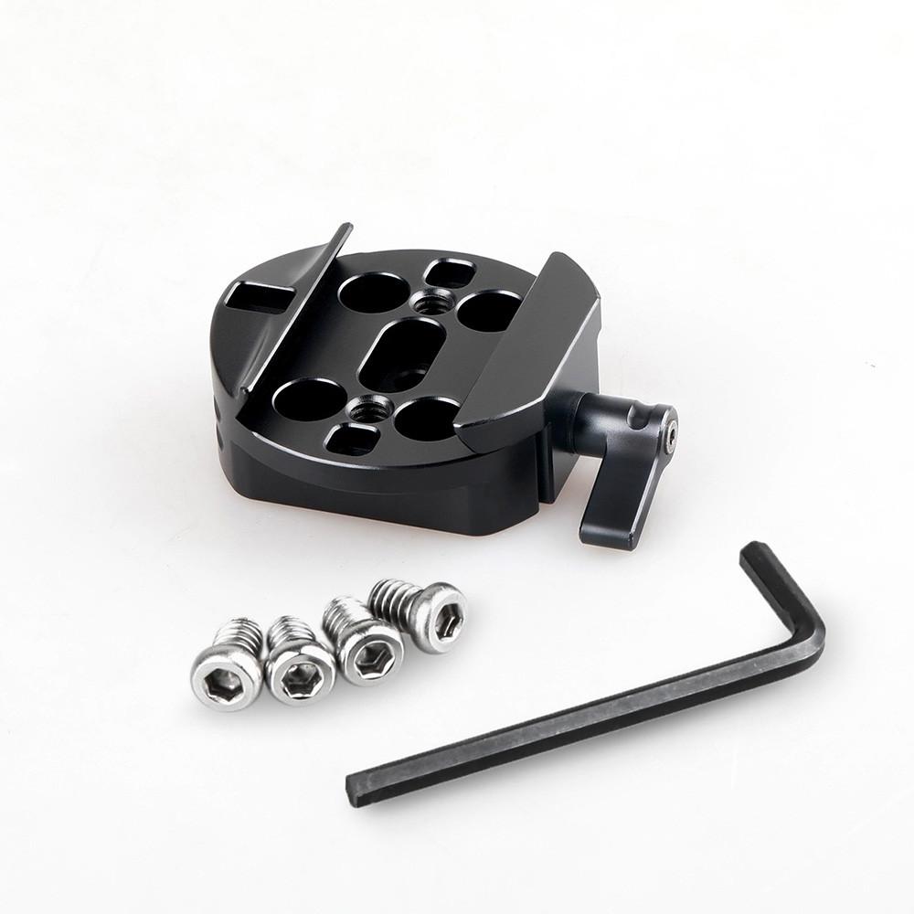 SMALLRIG Mini Quick Plate Mount for DJI Ronin/Ronin-M/Ronin-MX 1682