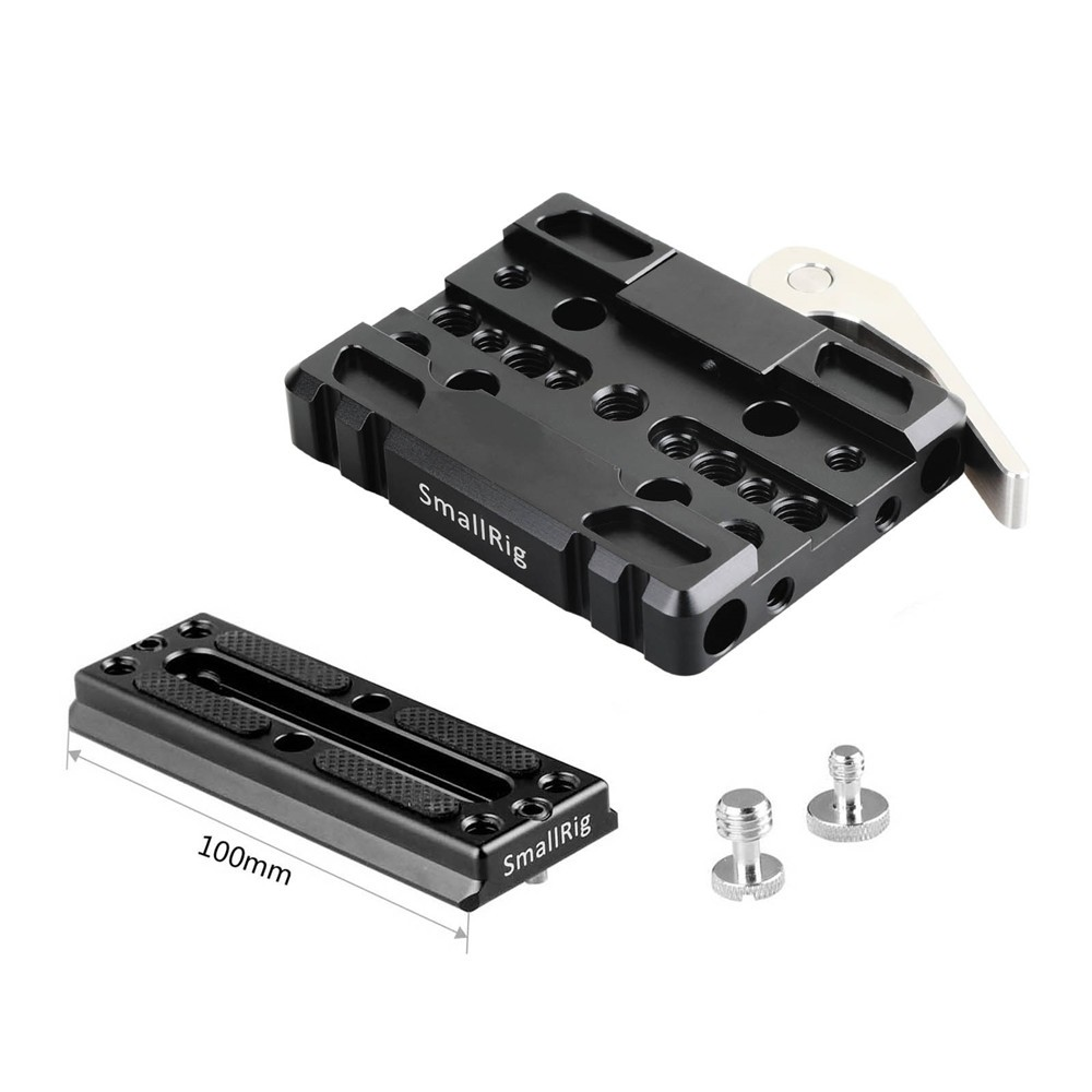 SmallRig ARCA Style Quick Release Baseplate Pack (With ARCA Plate) 1817