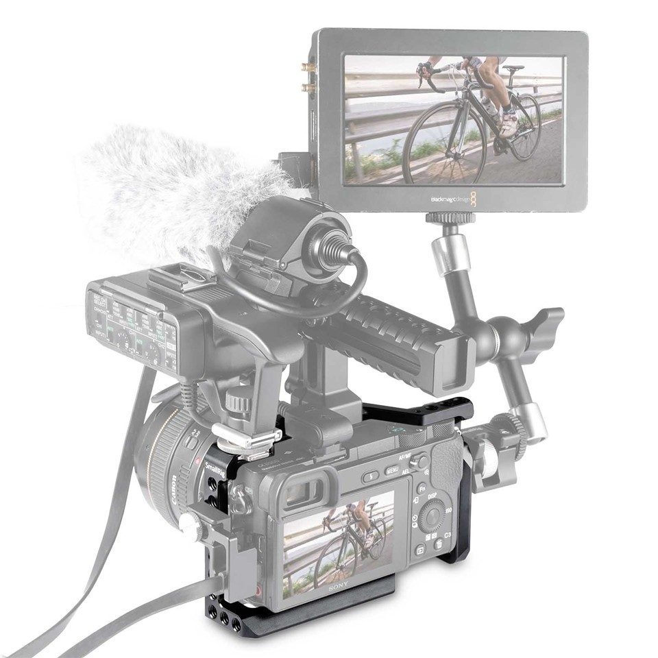 SmallRig Cage for Sony A6500 and A6300 1889B