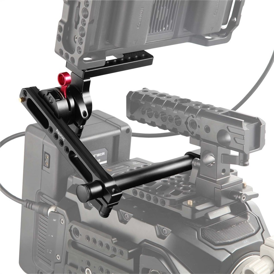 SmallRig EVF Mount with NATO Rail 1903B