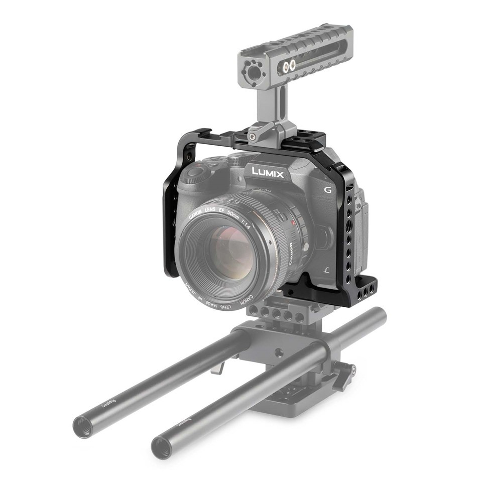 SmallRig Cage for Panasonic Lumix DMC-G85/G80 1950B