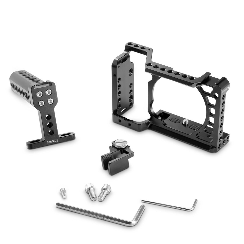 SmallRig Sony A6500/A6300 Cage Accessory Kit 1968C