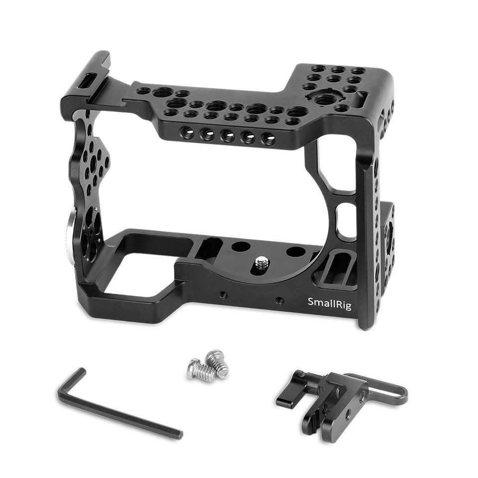 SmallRig Camera Cage for Sony a7II/a7RII/a7SII 1982B