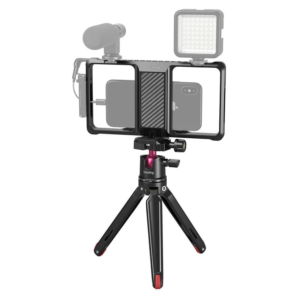 SmallRig Universal Mobile Phone Vlog Kit KGW112
