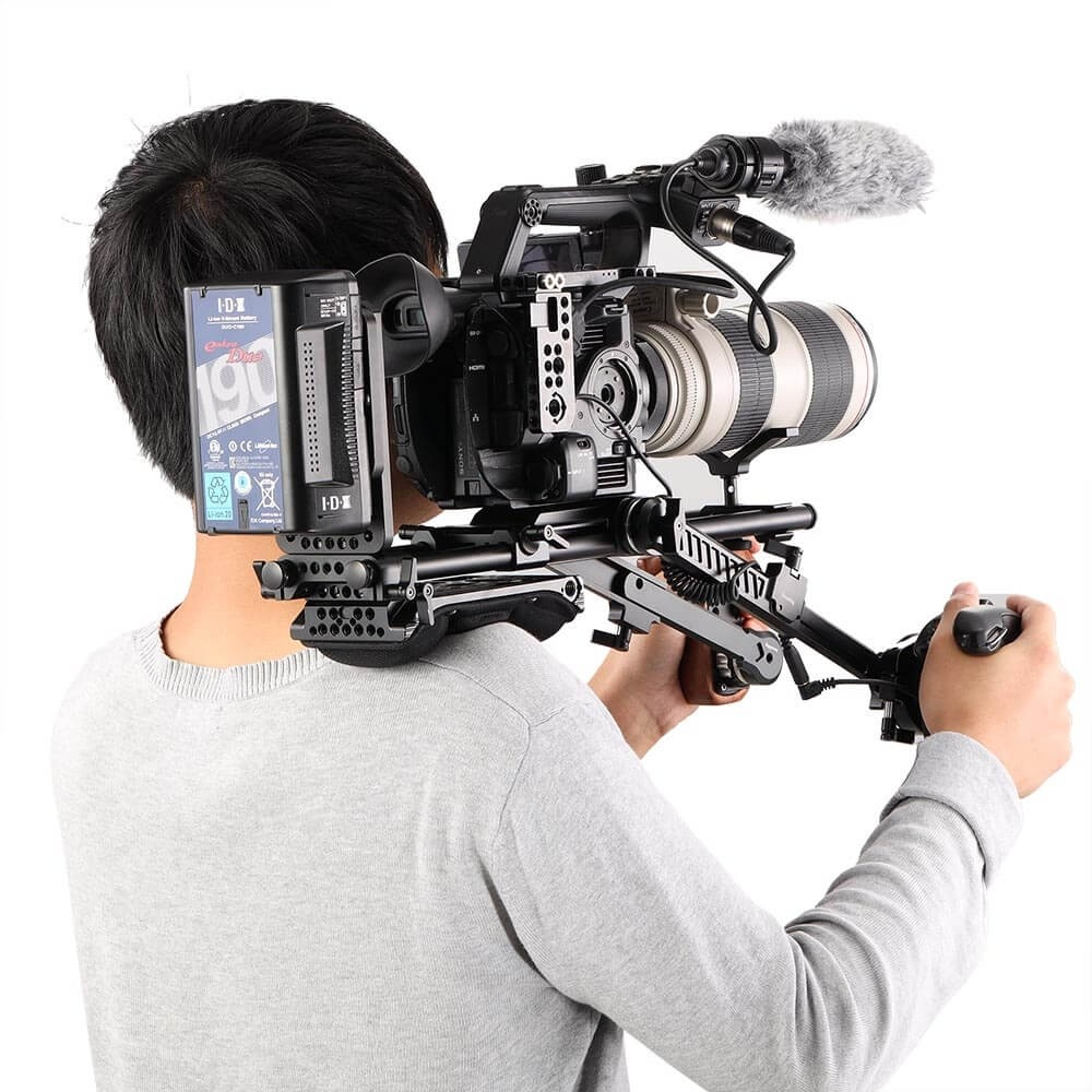 SmallRig Professional Accessory Kit for Sony FS5 2007C