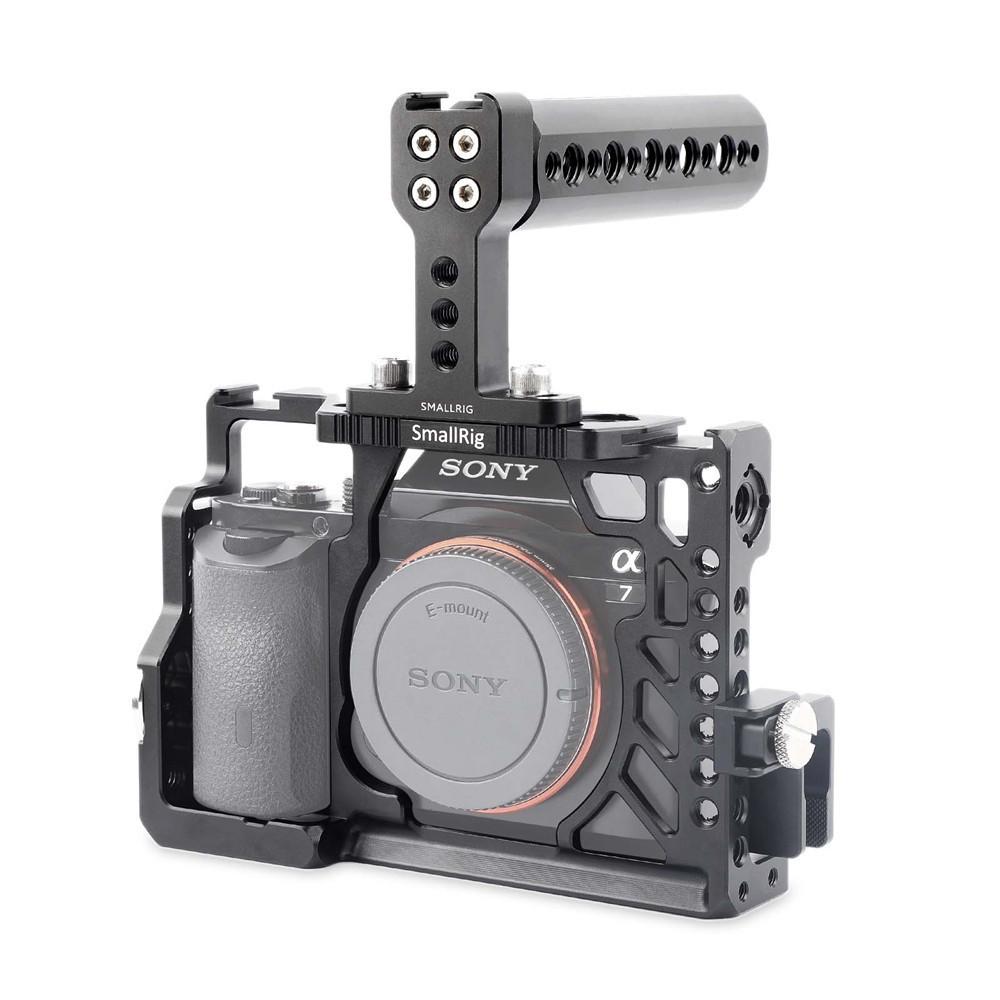 SmallRig Sony A7/A7R/A7S Handheld Rig 2010B