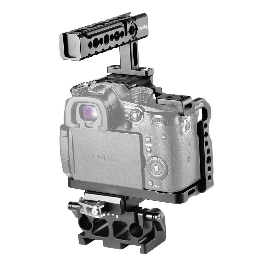 SmallRig Cage Kit for Panasonic Lumix GH5/GH5S 2051
