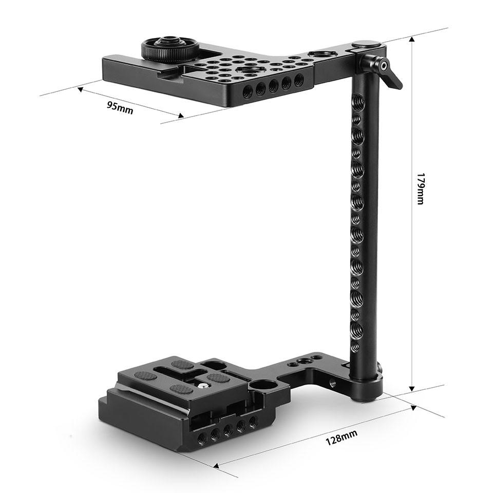 SmallRig QR VersaFrame Half Cage 2062B