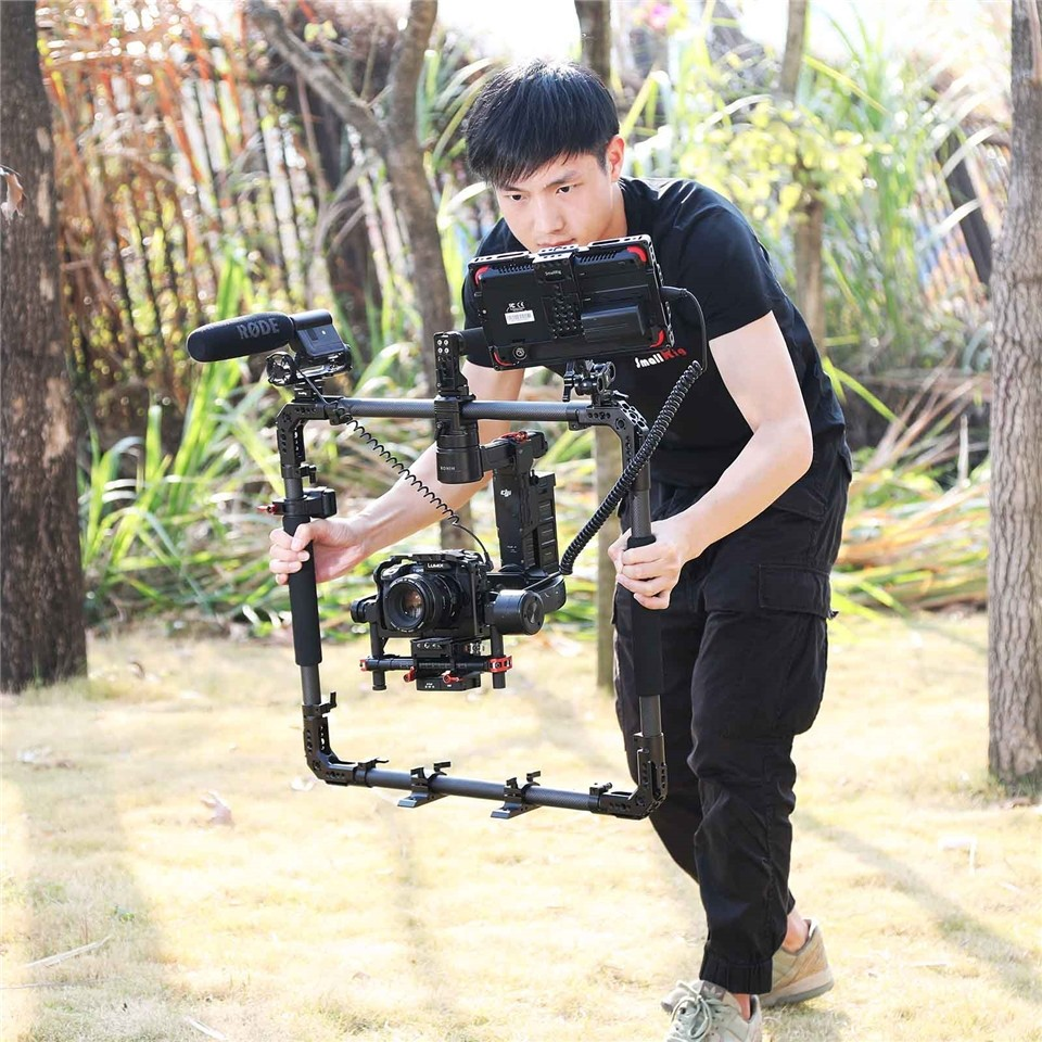 SmallRig Handheld Ring for Ronin/Ronin M/Ronin MX Stabilizer 2068B