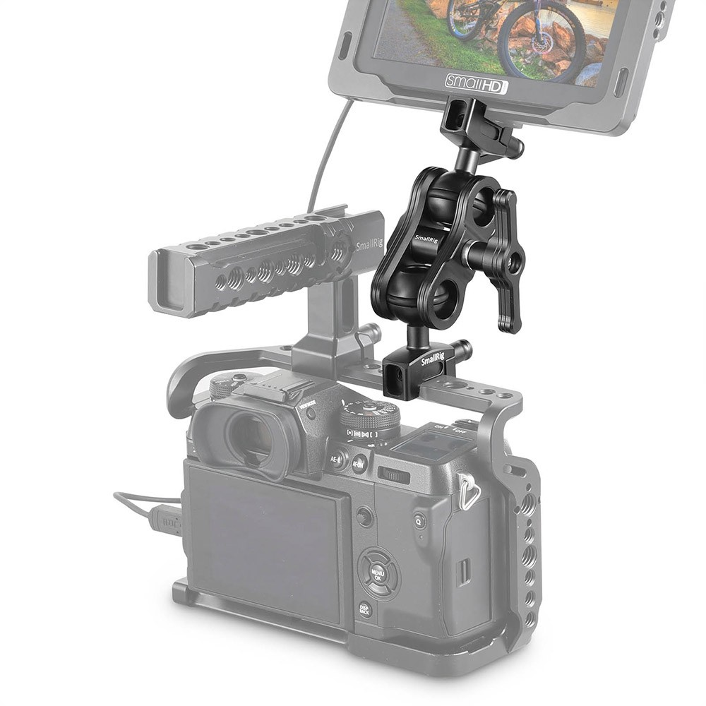 SmallRig Articulating Arm with Double Ballheads(NATO Clamp) 2072B