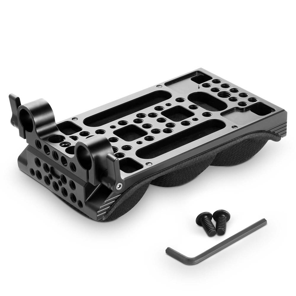 SmallRig Universal Shoulder Pad with 15mm RailBlock 2077