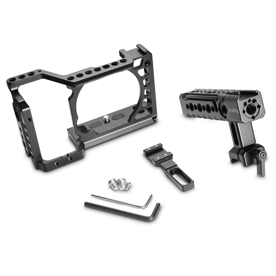 SmallRig Advanced Cage Kit for Sony A6500 2081C