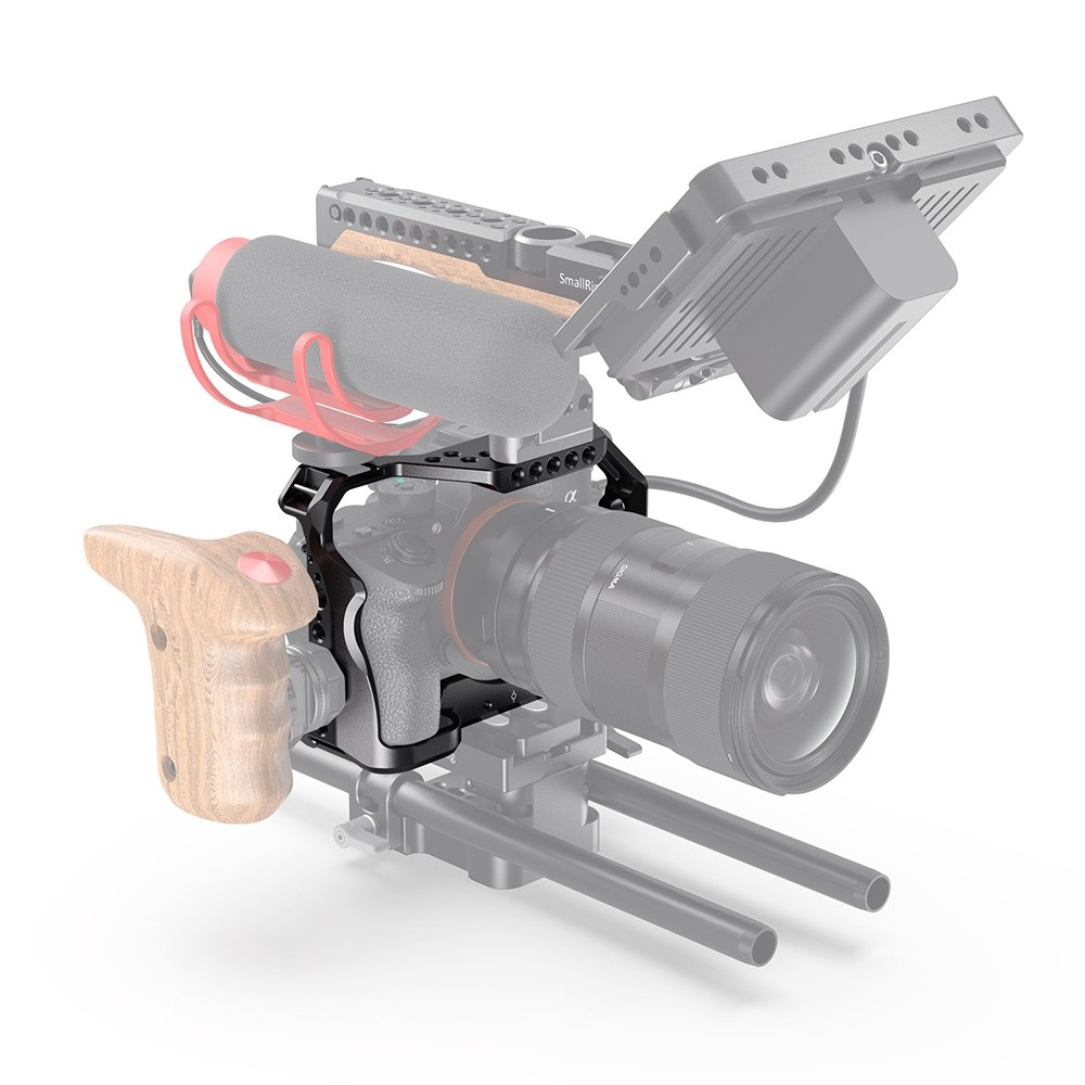 SmallRig Cage for Sony A7RIII/A7M3/A7III 2087C