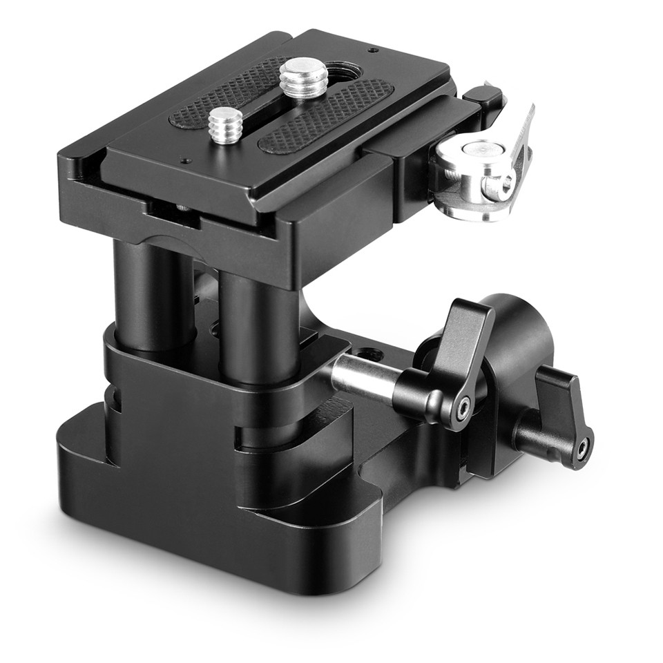 SmallRig Universal 15mm Rail Support System Baseplate 2092B