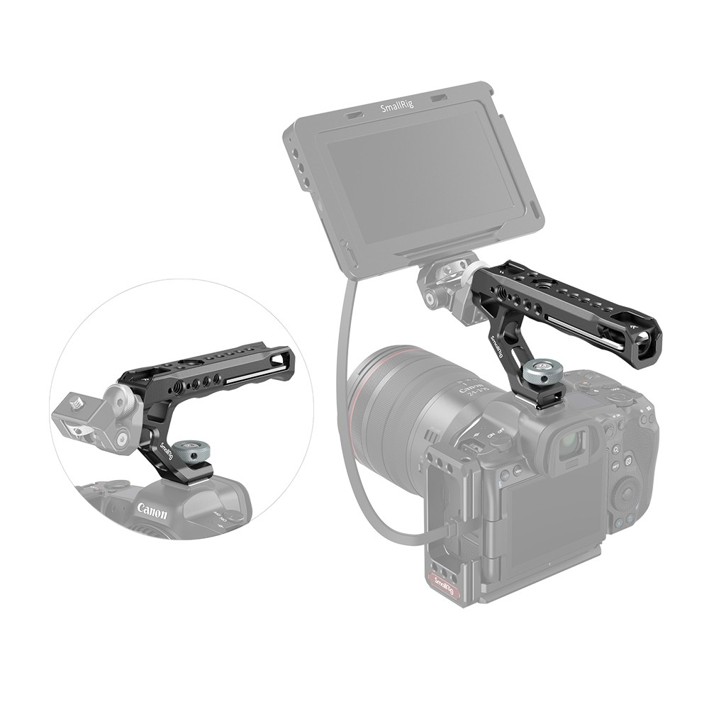 SmallRig Universal Top Handle with Cold Shoe 2094C