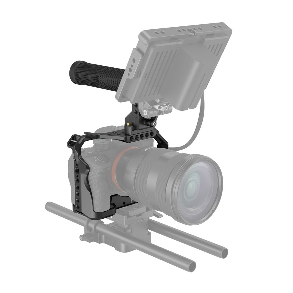 SmallRig Cage Kit for Sony A7R III/A7III 2096C