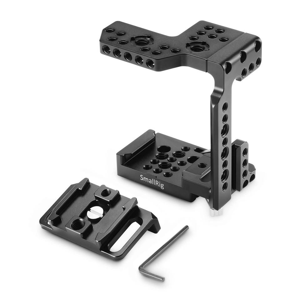 SmallRig QR Half Cage for Sony A7R III/A7 III/A7 II/A7R II/A7S II 2098