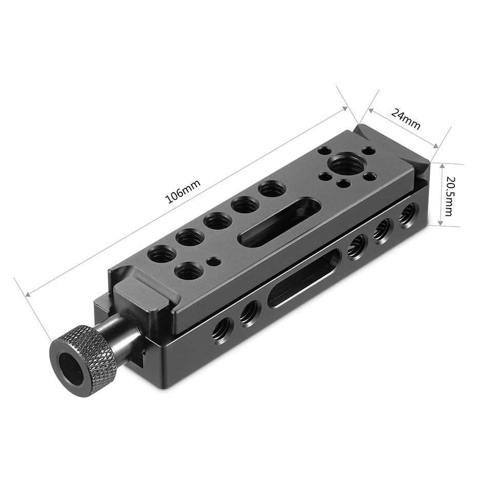 SmallRig Quick Release Mounting Bracket for Teradek Bolt Receivers and Transmitters 2107
