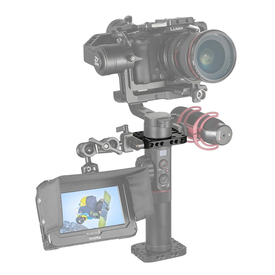 SmallRig Multifunctional Clamp for Zhiyun Crane2 and Crane V2 2119