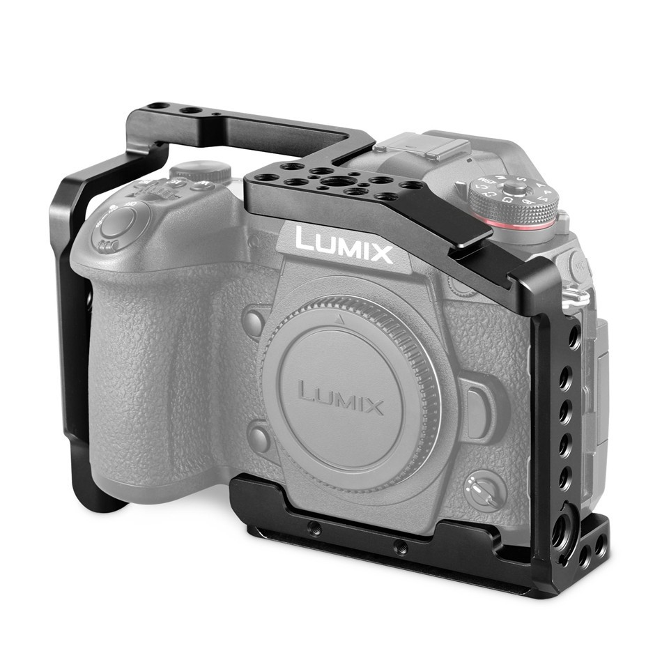 SmallRig Cage for Panasonic Lumix DC-G9 Camera 2125
