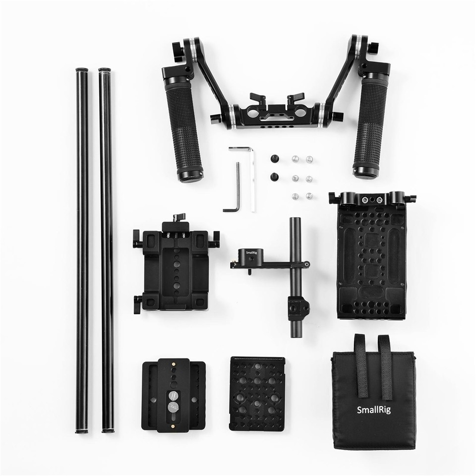 SmallRig Professional Accessory Kit for Canon C200 and C200B 2126B