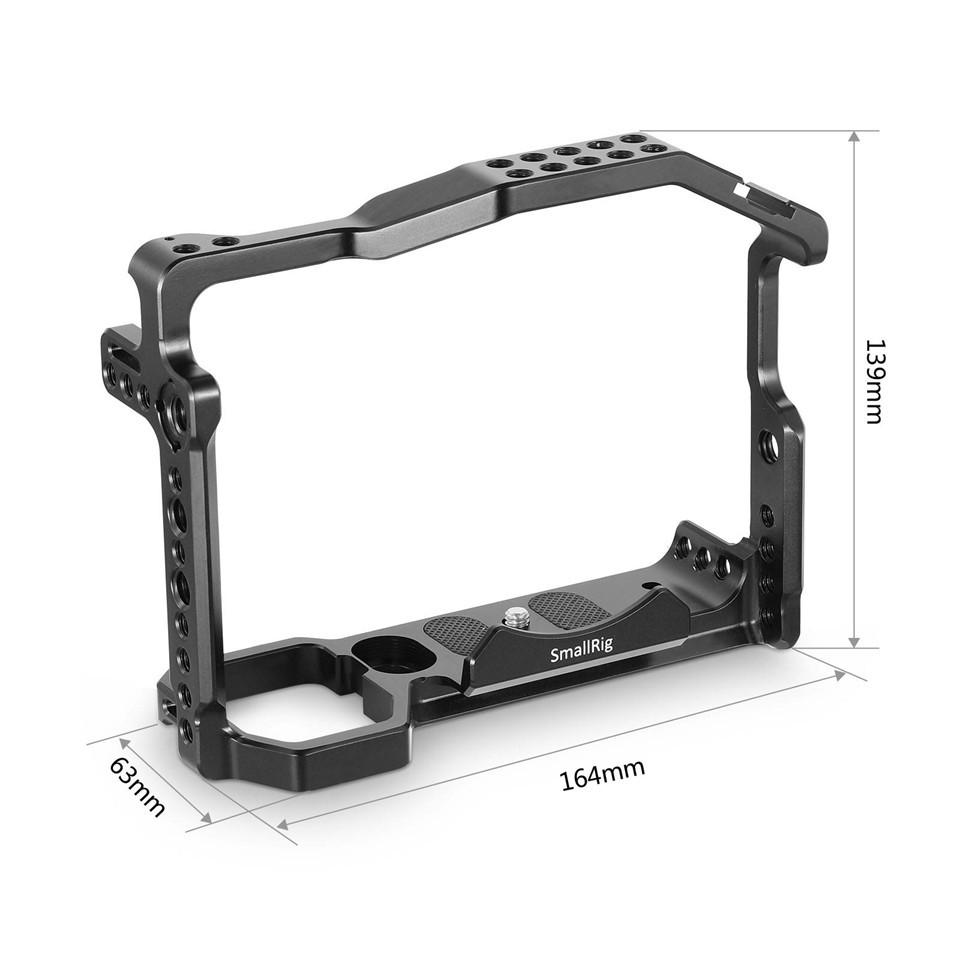 SmallRig Cage for Nikon D850 2129B