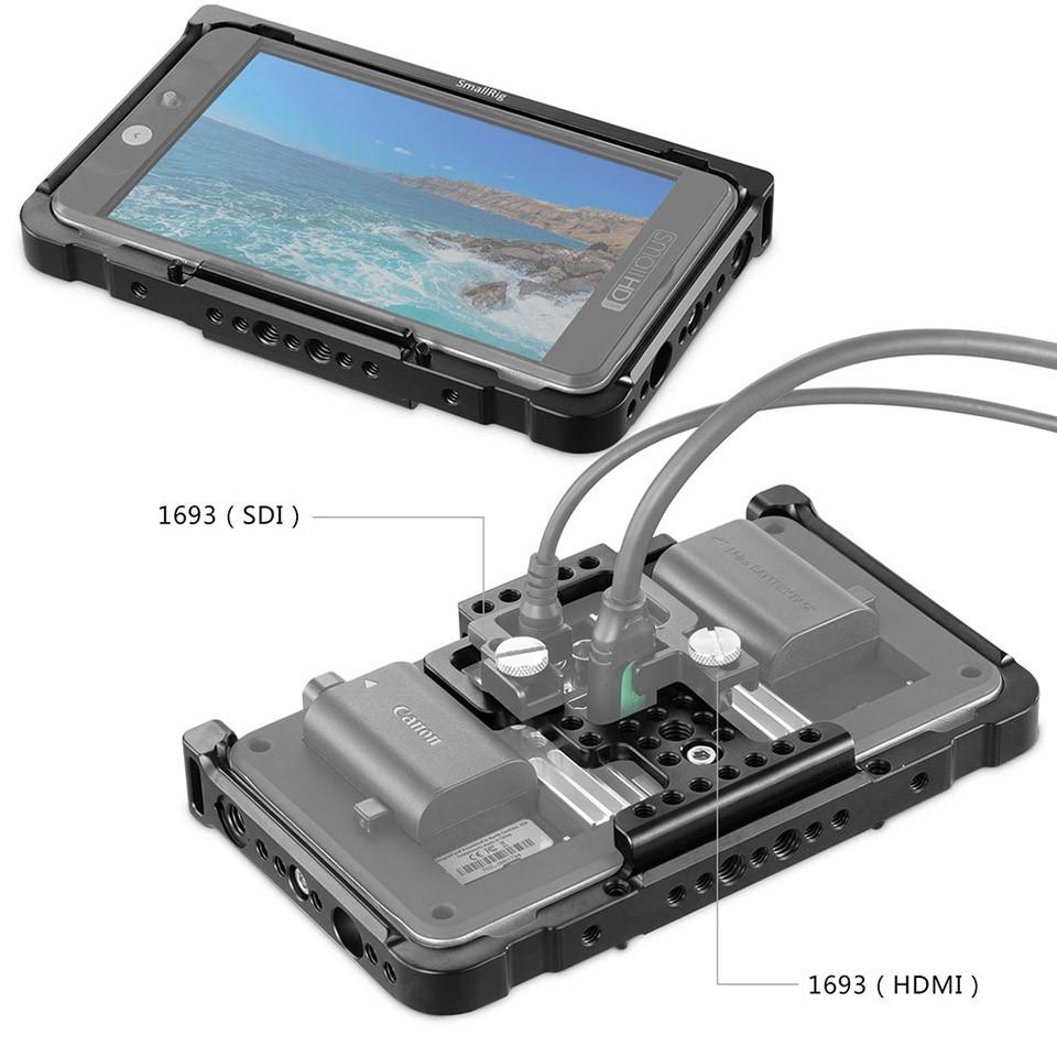 SmallRig Cage for SmallHD 701Lite,702 Lite,702 Bright Monitor 2131