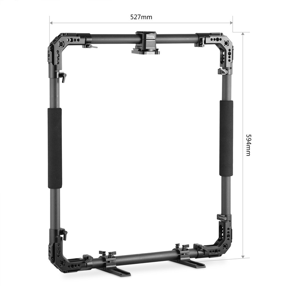SmallRig Handheld Ring for Zhiyun Crane 2/ Crane V2 / Crane Plus Gimbal 2154B
