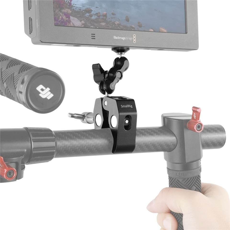 SmallRig Multi-functional Small Ballhead Clamp 2161