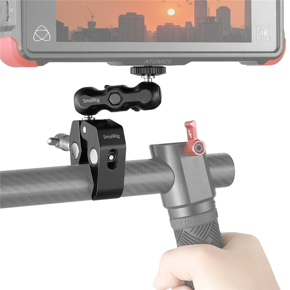SmallRig Multi-functional Ballhead Clamp 2164