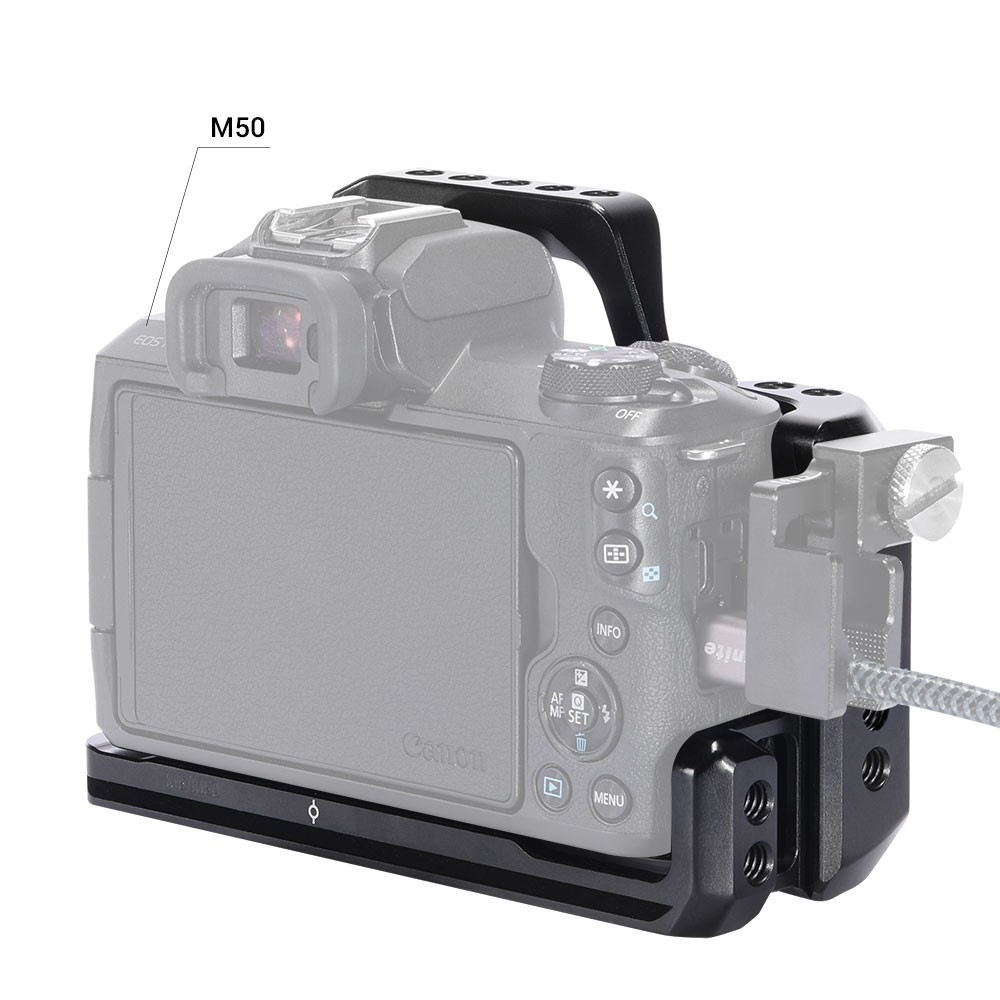 SmallRig Cage for Canon EOS M50 /M50 II /M5 2168B