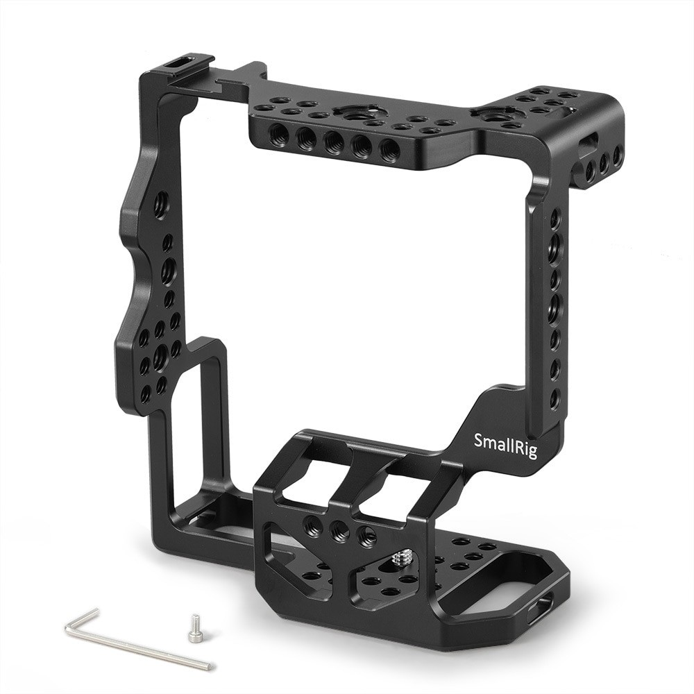 SmallRig Cage for Sony A7RIII/A7M3/A7III with VG-C3EM Vertical Grip 2176B