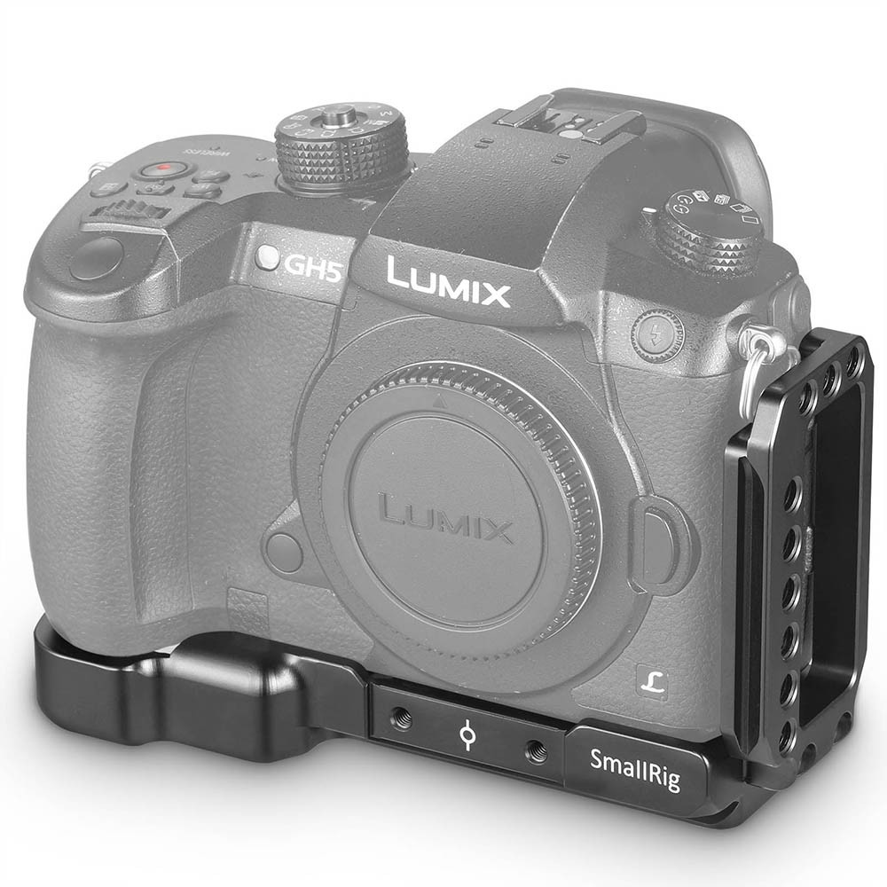 SmallRig Dedicated L-bracket for Panasonic Lumix GH5/GH5S 2179