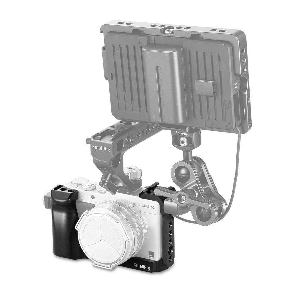 SmallRig Cage for Panasonic Lumix LX100 2198