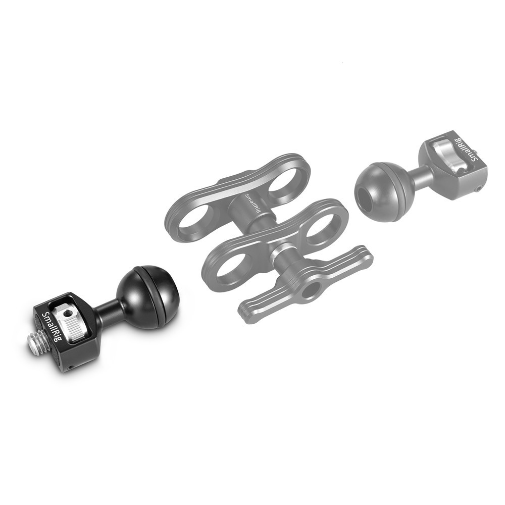 SmallRig Ballhead with 3/8-16 Screw 2211