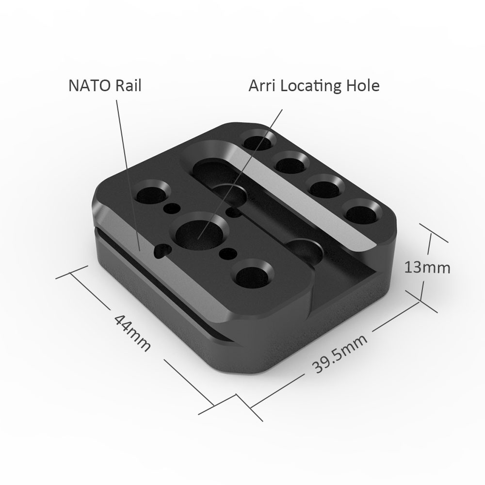SmallRig Mounting Plate for DJI Ronin S/SC 2214