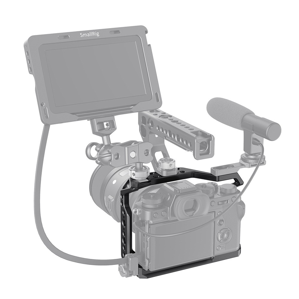 SmallRig Cage for Fujifilm X-T2 and X-T3 Camera 2228B