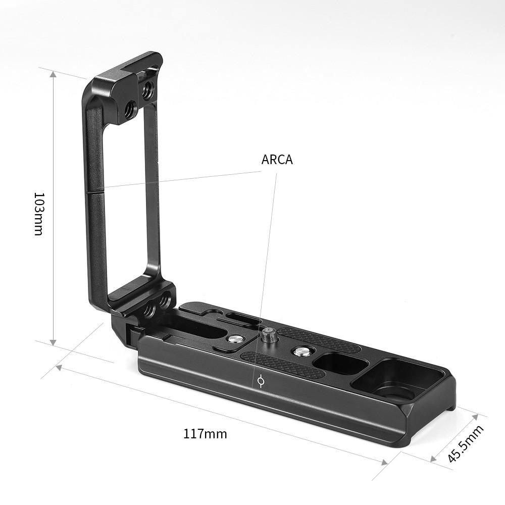 SmallRig L-Bracket for Nikon D850 2232