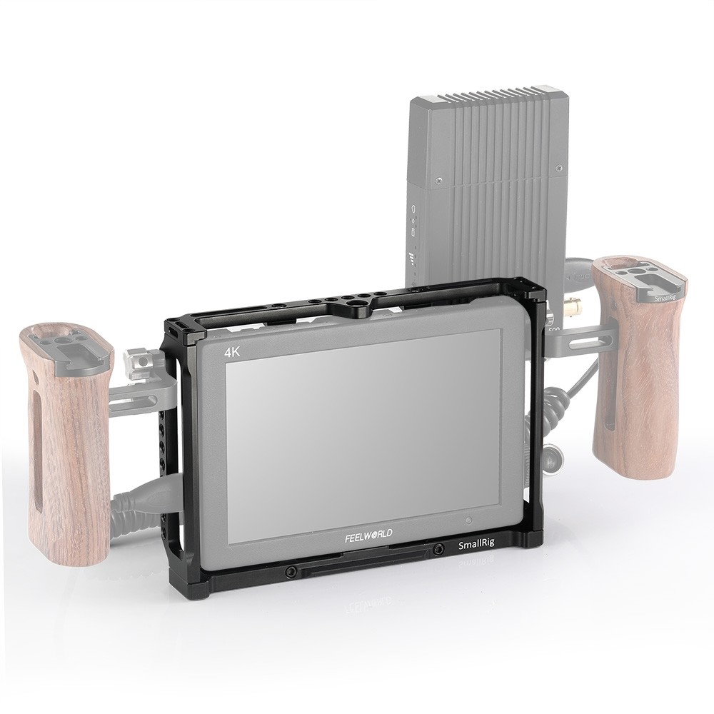 SmallRig Monitor Cage for Feelworld T7, 703, 703S, MA7, MA7S and F7S Monitor 2233