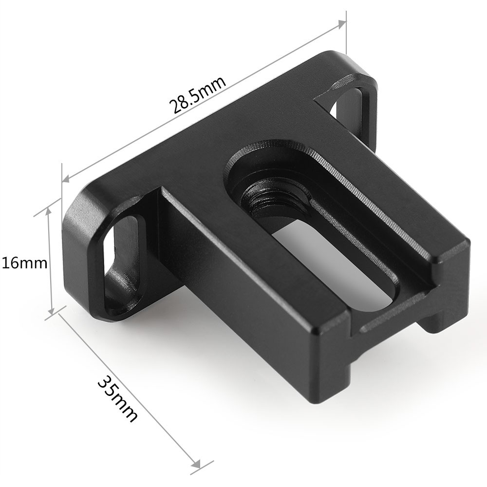 SmallRig Lens Mount Adapter Support for BMPCC 4K & 6K 2247